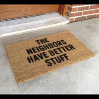 Defense Doormat - Living