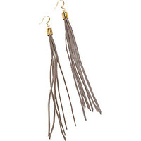 LoveHard Thin Leather Earrings - eBags.com