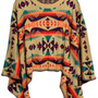 Bohemian Style Knitted Cape [NCSWL0022] - &amp;#36;44.99 :