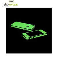 Get the Original SlickWraps Apple AT&T/ Verizon iPhone 4, iPhone 4S Protective Skin - Glow in the Dark and all your iPhone 4/ 4S accessories w/ Free Shipping! AccessoryGeeks.com