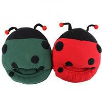 Cute Spot Ladybird USB Heating Shoes Warmer for Winter by Julyjoy