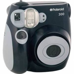 Amazon.com: Polaroid 300 Instant Camera - Black: Camera & Photo