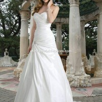 Davinci Wedding Dresses - Style 50041 [50041] - $477.00 : Wedding Dresses | Designer Bridal Gowns | Bridesmaid Dresses Online