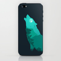 The Sound Of Nature iPhone & iPod Skin by filiskun | Society6