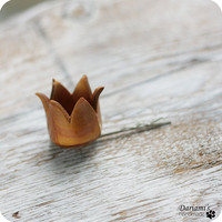 Hair pin You are my princess by Dariami on Etsy