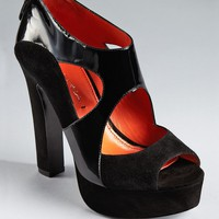 Via Spiga Pumps - Meredith Peep Toe | Bloomingdale's