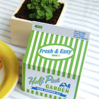 Half Pint Herb Garden | Herb Growing Kit | fredflare.com