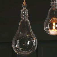 Hanging Glass Bulb