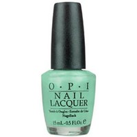 OPI Nail Polish Go On Green