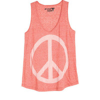 Peace Sign Tank