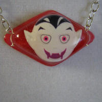 Vampire Necklace Choker