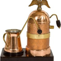 One Kings Lane - Laurie Frank - Copper Vesubio Espresso Machine