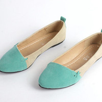 Summer Korean Sweet Girl Flat Comfort Shoes comfortable Flat Shoes 2012 New