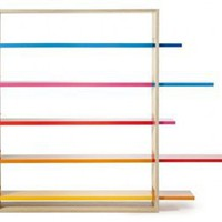 Sunset Bookcase By RS Barcelona | materialicious