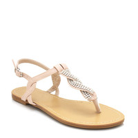 embellished-braid-sandals BLACK NUDE - GoJane.com