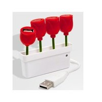 Amazon.com: USB Tulip Hub: Office Products
