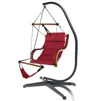 "Amazon.com: New Steel ""C"" Stand for Hammock Air Chairs Hanging Chair Hammock Stand: Patio, Lawn & Garden"