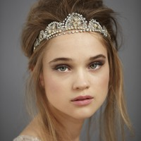 Coronation Headband in SHOP Attire Hair Adornments at BHLDN