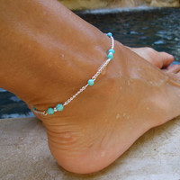 Diana Anklet