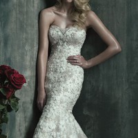 Allure Bridals Couture C184 - MissesDressy.com
