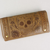 Macabre Machined Wallet | PLASTICLAND