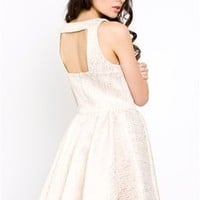 Keepsake Clothing- I Think She Knows Dress- $144.99
