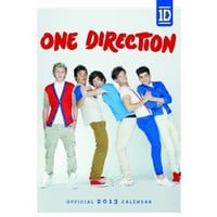 Official One Direction 2013 Calendar (Calendar 2013): 9781780540689: Amazon.com: Books