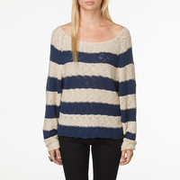 Honeycomb Sweater, Women