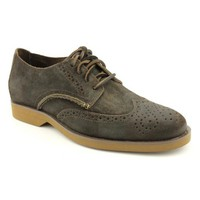 Sperry Top Sider Boat Oxford Wingtip Oxfords Shoes Tan Mens
