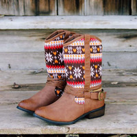 Cozy Cabin Boots, Sweet Rugged Boots & Shoes