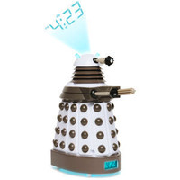 ThinkGeek :: Doctor Who Dalek Projection Clock