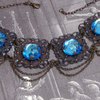 Gothic Vampire Victorian Necklace