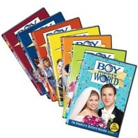 Amazon.com: Boy Meets World: The Complete Series (Seasons 1-7 Bundle): Movies & TV
