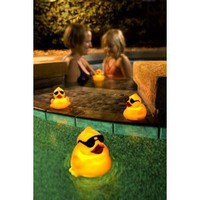 AquaGlow 3579-3M Light Up Ducks