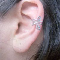 Spiral Ear Wrap