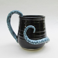 Octopus Tentacle Coffee Mug MADE TO ORDER