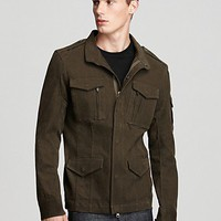MASSIF Rugged Cargo Field Coat | Bloomingdale's
