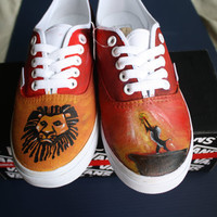 The Lion King Vans No. 2