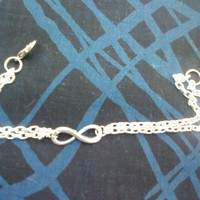 Infinity Chain bracelet from Wild Ivy