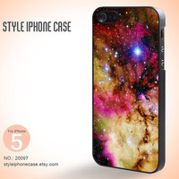 iPhone 5 Case - Nebula, Space, Starry, Drill Shining, Cool iPhone Case, Case for iPhone - 20097