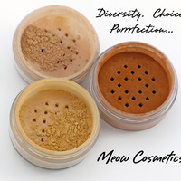 Meow Cosmetics Mineral Foundations