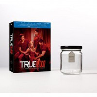 True Blood: The Complete Fourth Season Blu-ray with HBO Select PLUS Limited Edition Jar of Moonlight