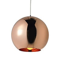 Heal's | Copper Pendant Light by Tom Dixon > Pendants