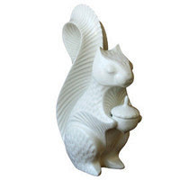Heal's | Jonathan Adler Menagerie Ceramic Squirrel Ring Box > Objets > Vases Bowls & Objets > Accessories