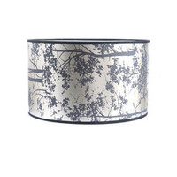 Heal&#x27;s | Heal&#x27;s Large Mandara Lampshade By Osborne &amp; Little &gt; Shades