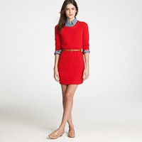 Women's sweaters - j.crew cashmere - Cashmere tee dress - J.Crew