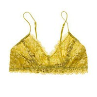 Women's ACCESSORIES - intimates - Honeydew?- Intimates Flower Lace Bralette - Madewell