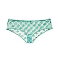 Women&#x27;s ACCESSORIES - intimates - Honeydew?- Intimates Polka-Dot Undies - Madewell