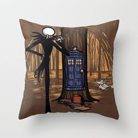 What&#x27;s This? What&#x27;s This? Throw Pillow by Karen Hallion Illustrations | Society6