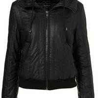 Bomber Jacket - Jackets  - Clothing